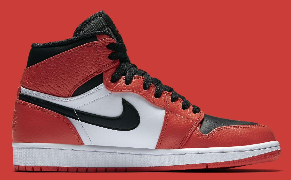 6b1a371cc903b9 Air Jordan 1 High Rare Air Max Orange Release Date Medial 332550-800