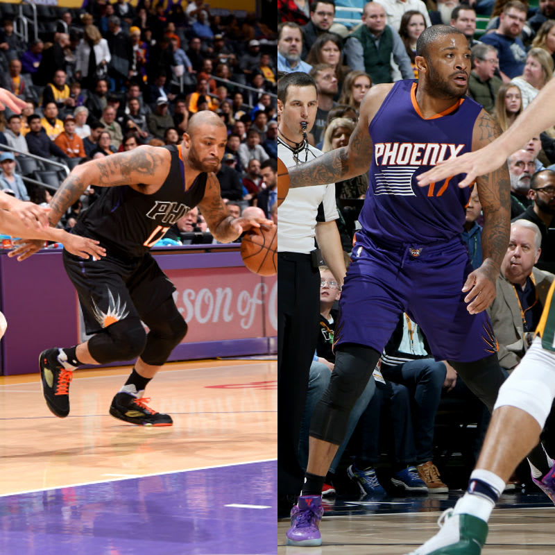 NBA #SoleWatch Power Rankings December 11, 2016: P.J. Tucker