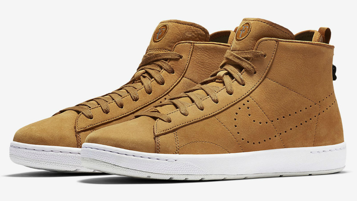 nike tennis classic ultra mid roger federer collection
