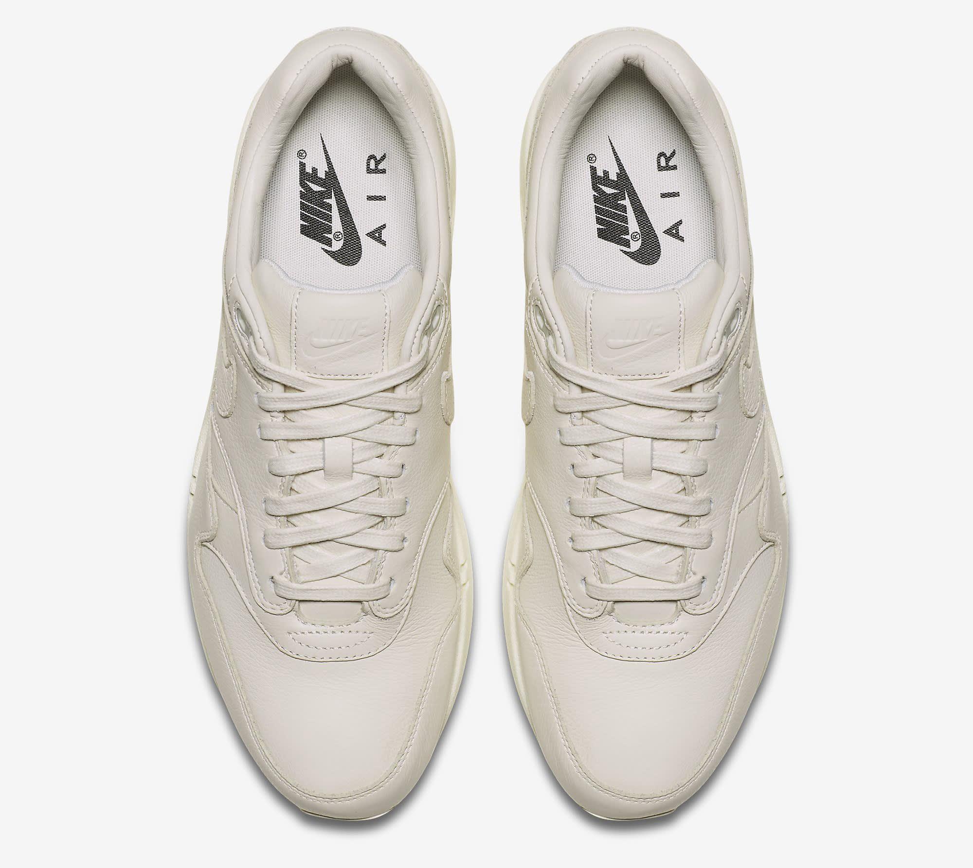 Nike Air Max 1 Pinnacle Sail 859554-101 Top