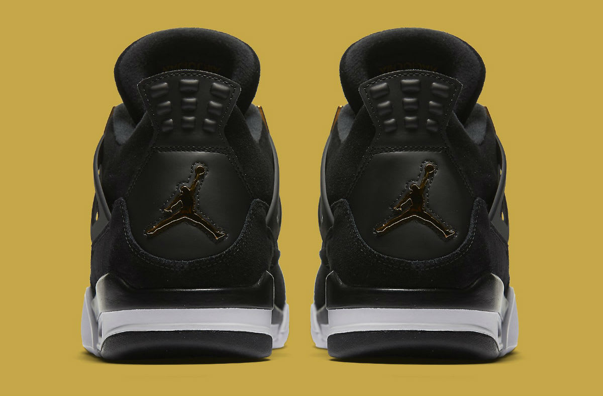 Air Jordan 4 Royalty Release Date Heel 308497-032
