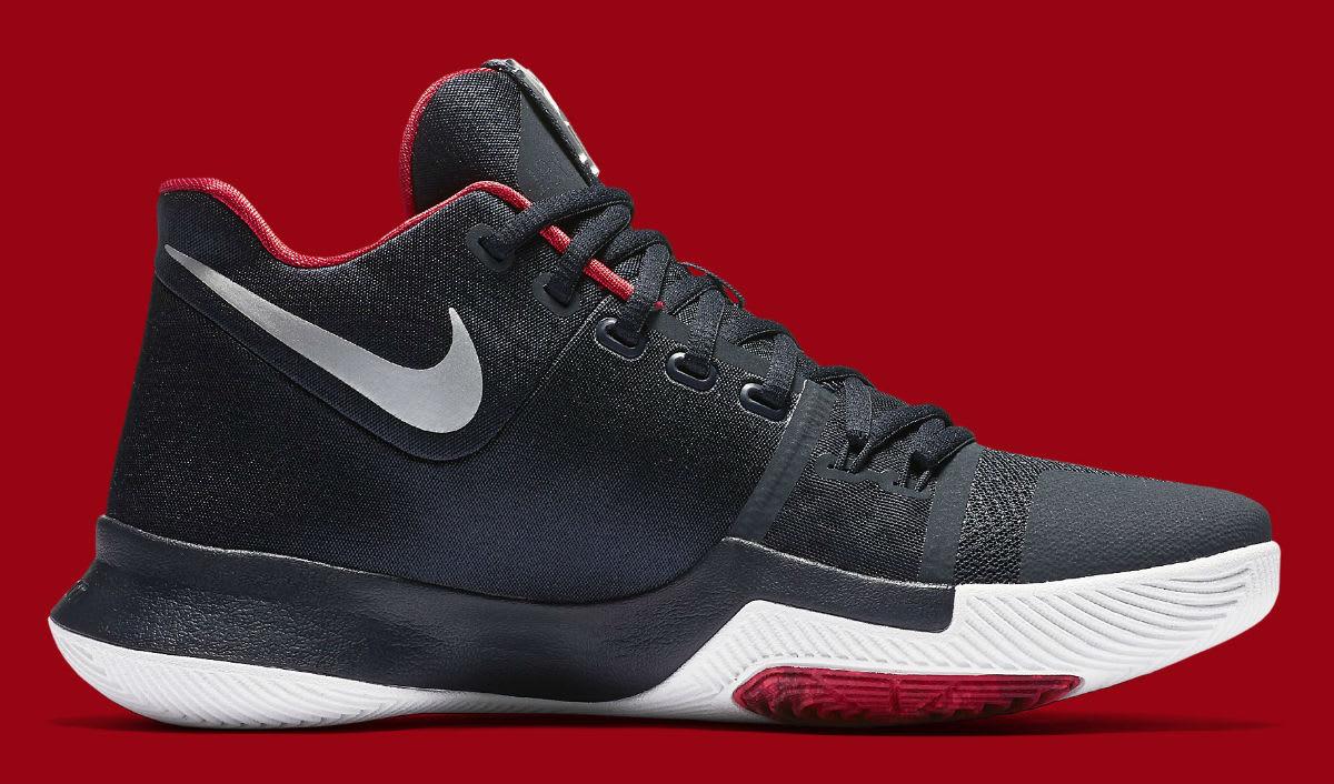 Nike Kyrie 3 Samurai Release Date Medial 852395-900
