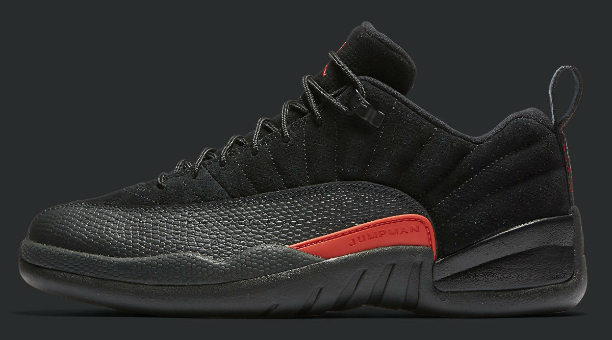 Air Jordan 12 Low Max Orange 2017 Release Date Profile 1308317-003