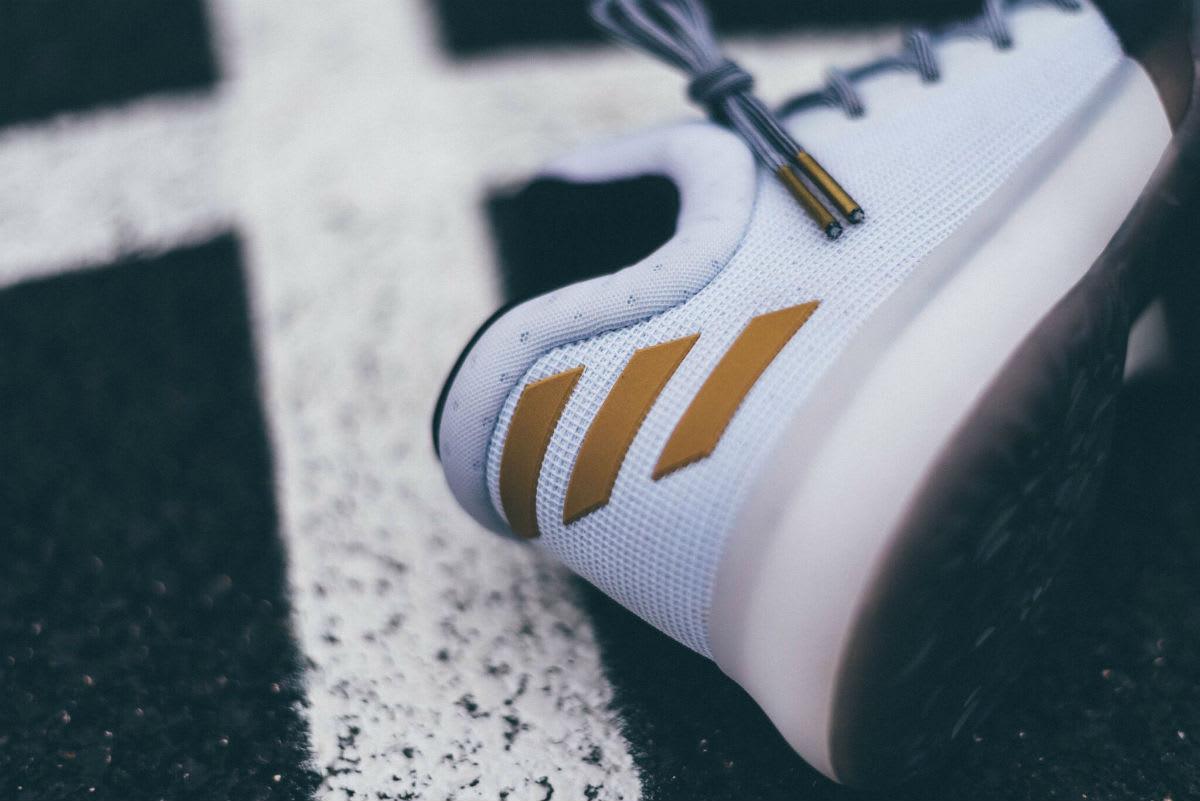 Adidas Harden Vol. 1 Disruptor Release Date Heel BW0552