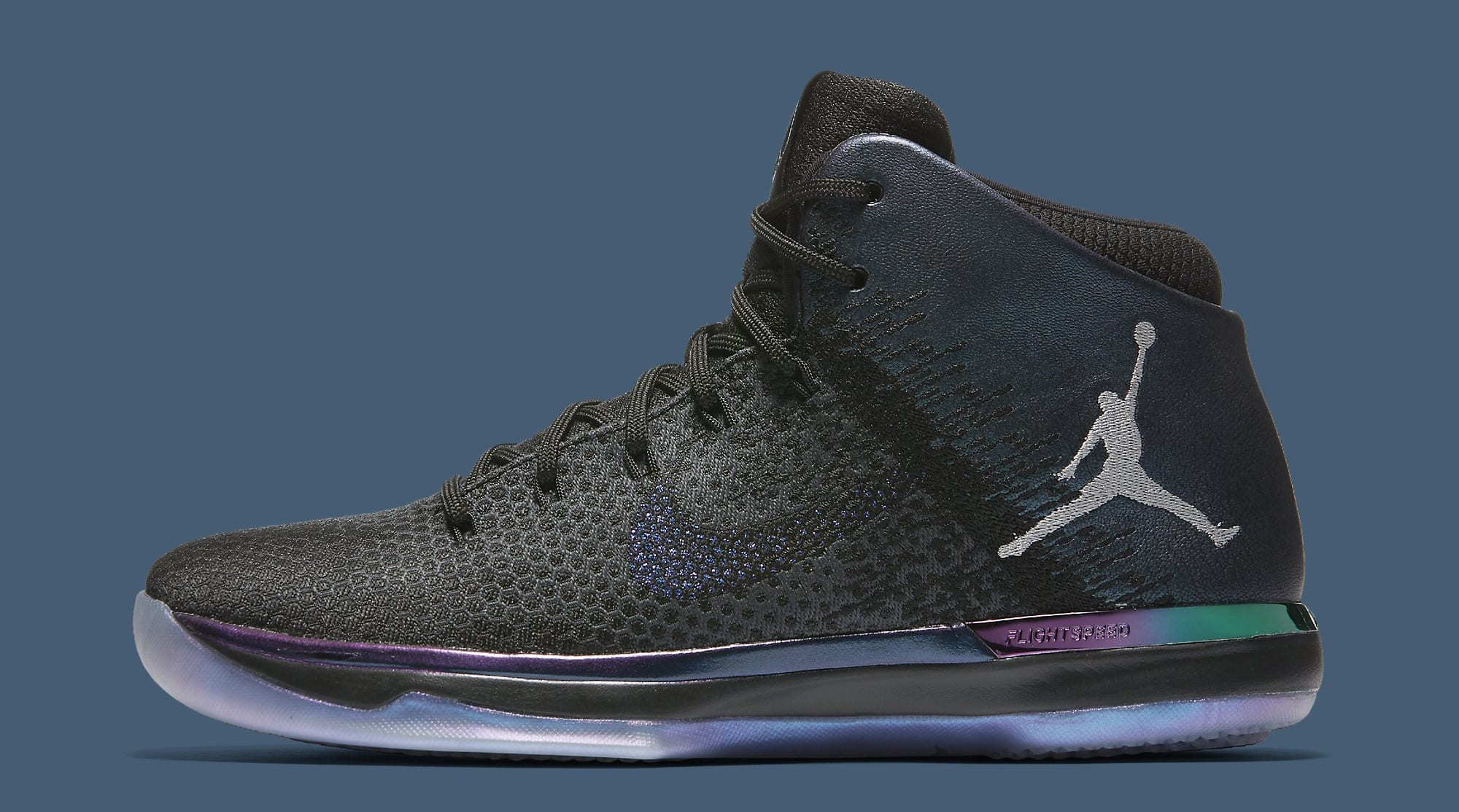 Air Jordan 31 All Star Hornets 905847-004 Profile