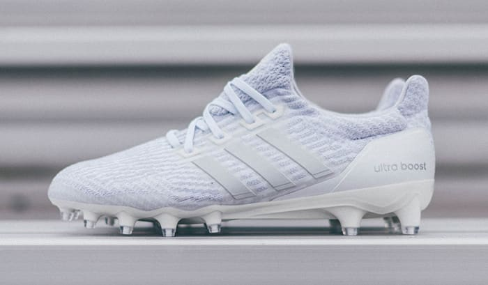 7a9f815f2 Triple White Adidas Ultra Boost Cleat