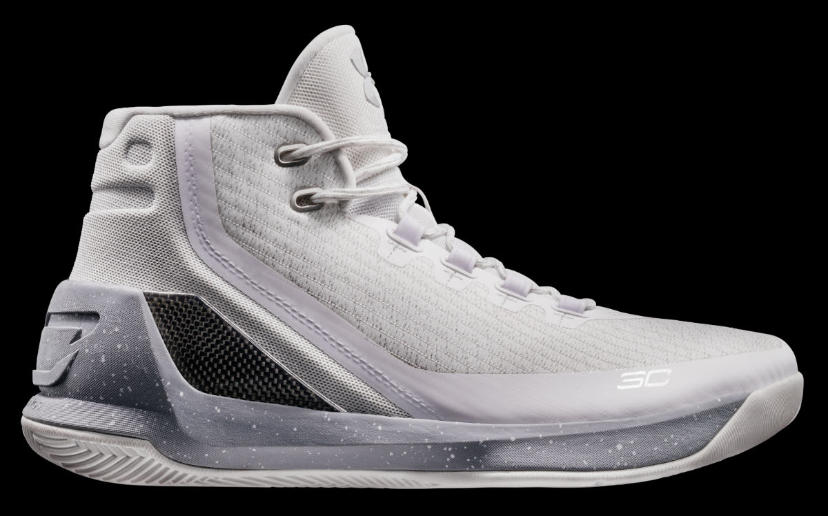 Under Armour Curry 3 Raw Sugar Release Date Profile