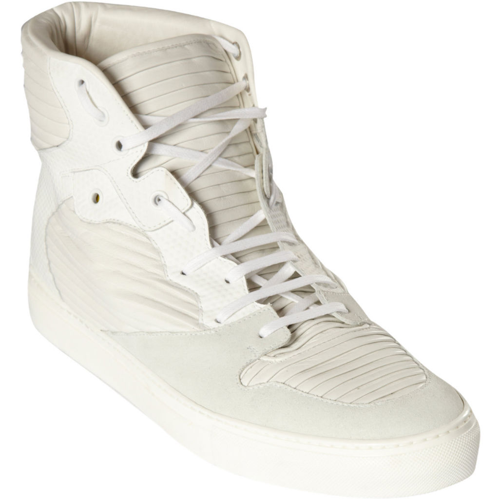 Balenciaga Cotes High - White - Spring/Summer 2013 (4)