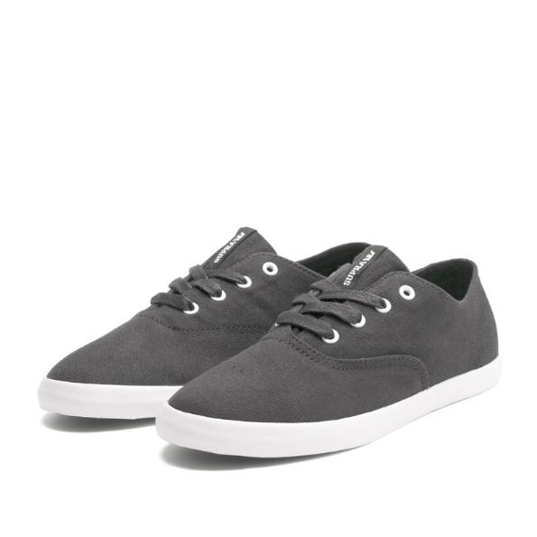 SUPRA Footwear - The Wrap - Charcoal