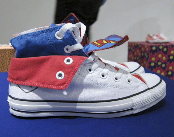 DC Comics x Converse Chuck Taylor All Star (1)