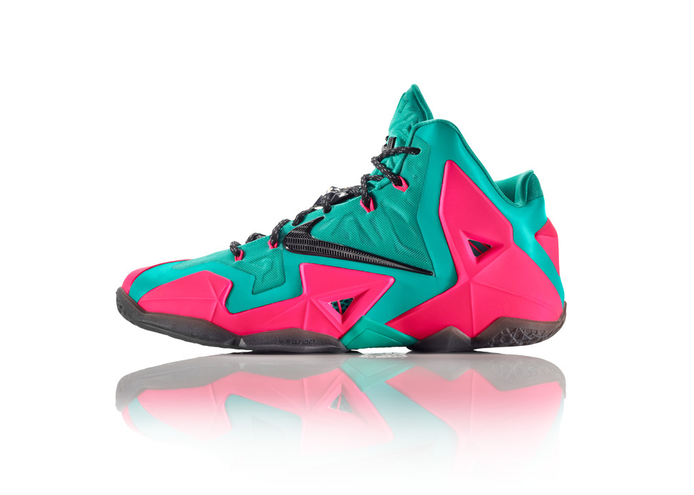 Nike LeBron 11 iD Preview South Beach