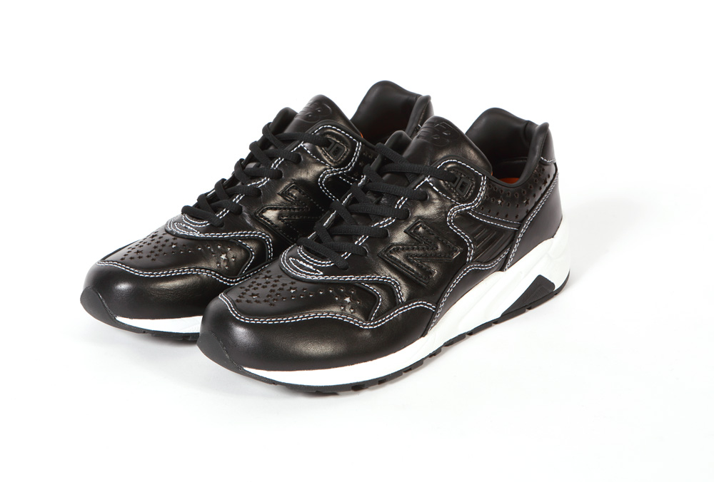 WHIZ Limited x mita sneakers x New Balance MRT 580 Black Reflective