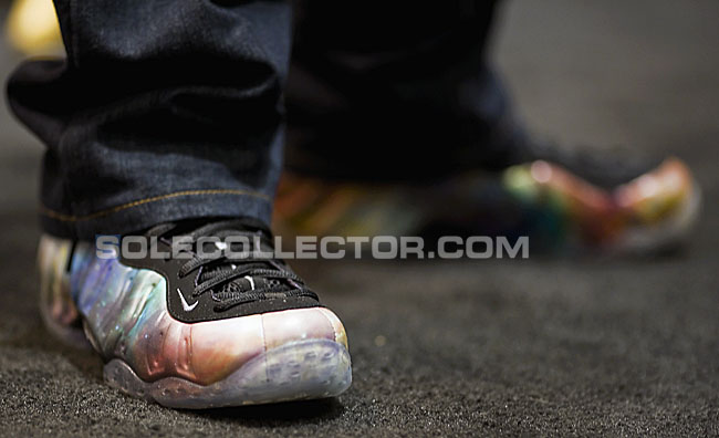 sale retailer f812e 57eaa A Look Back At The  Galaxy  Footwear Collection by Nike