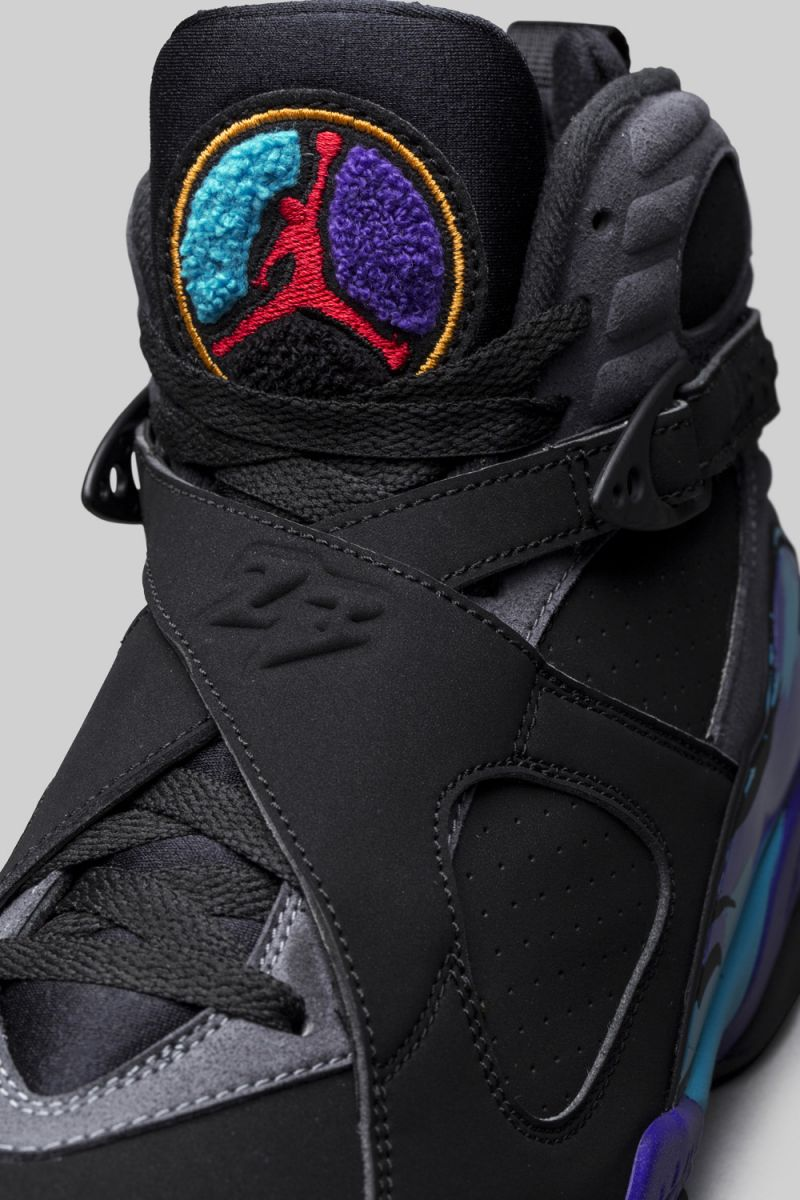 7bd9e76bbdebaf jordan retro 8 aqua for sale