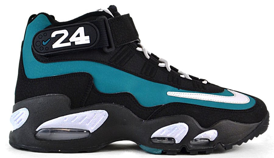 EUC! Nike Air Max Ken Griffey Jr. 24 Swingman Shoes Men US