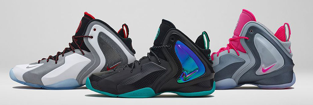 premium selection e8b85 236f7 After releasing last month in the 'Shooting Stars' Pack, the Nike Lil' Penny  Posite is set to make its solo debut.