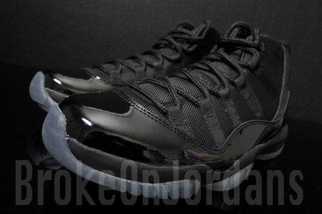 new style cf713 e7fb9 all black jordan 11s, Air Jordan 11 Concord - Air Jordan ...
