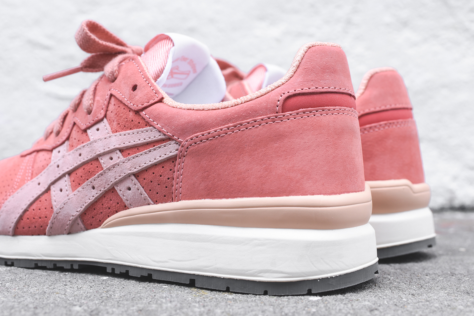 Asics Onitsuka Tiger Alliance Rose Gold Detail