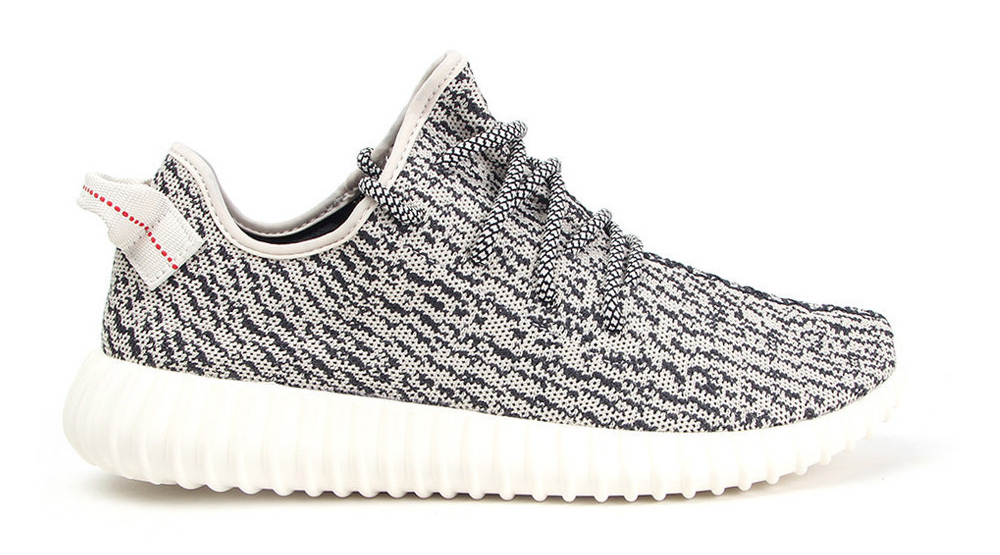 The adidas Yeezy 350 Boost In a Size 5 Will Cost You Several Racks ... 3beb873793dd