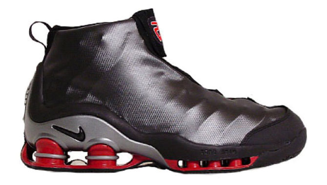 Nike Shox Basketball Shoes History