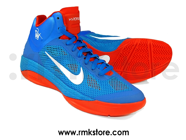 reputable site 1e55c bb4a0 ... Nike Zoom Hyperfuse Russell Westbrook Player Exclusive 407622-408 ...