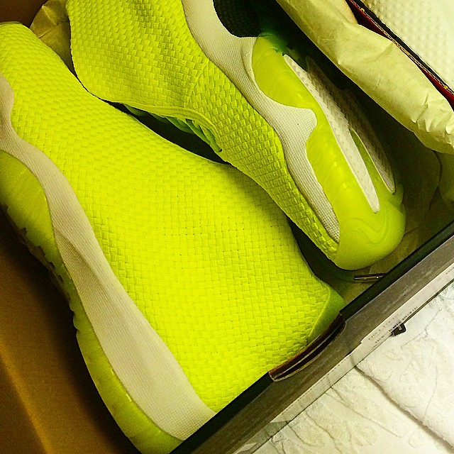 Riff Raff Picks Up Air Jordan Future Volt