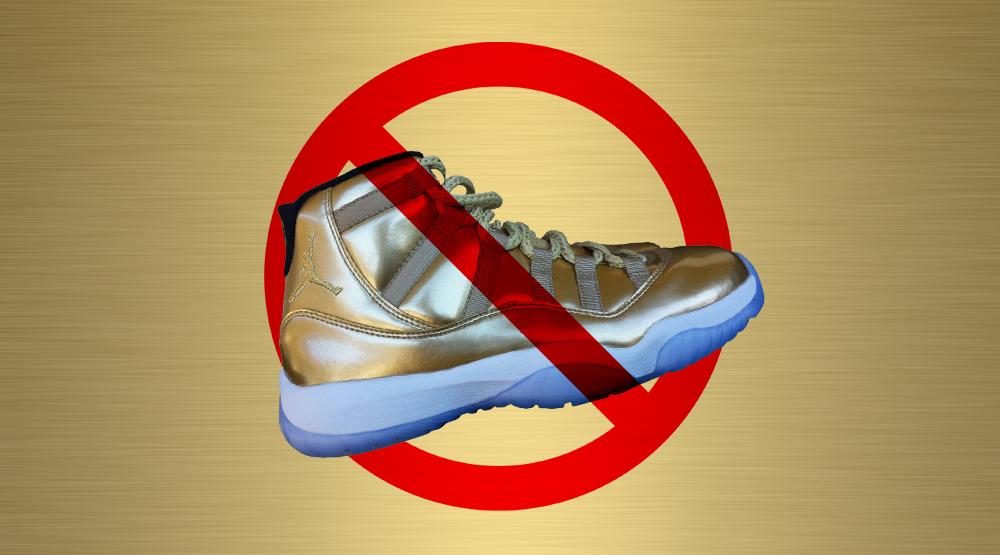 1dee1b5fd762 10 Air Jordan  Samples  Sneakerheads Buy That Are Probably Fake ...