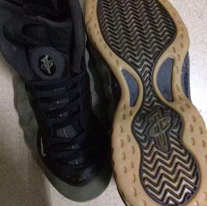 Nike Air Foamposite One Olive Release Date 575420-200 (2)