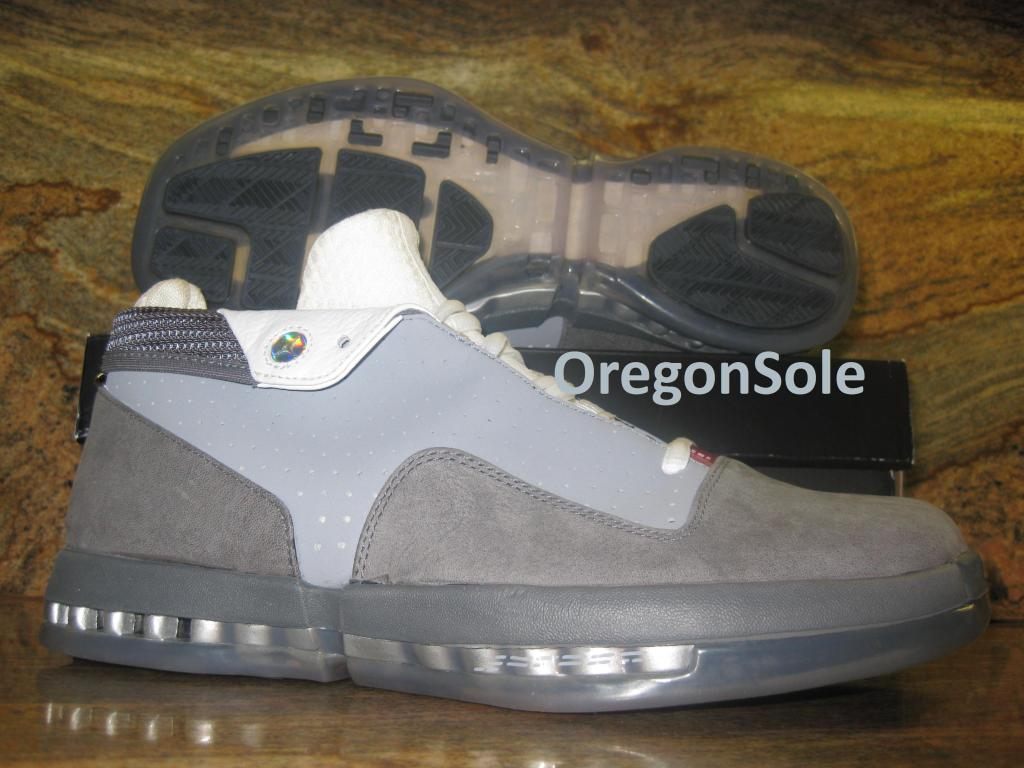 fee02c3587acea Air Jordan 16 Retro Low - Scrapped 2012 Sample