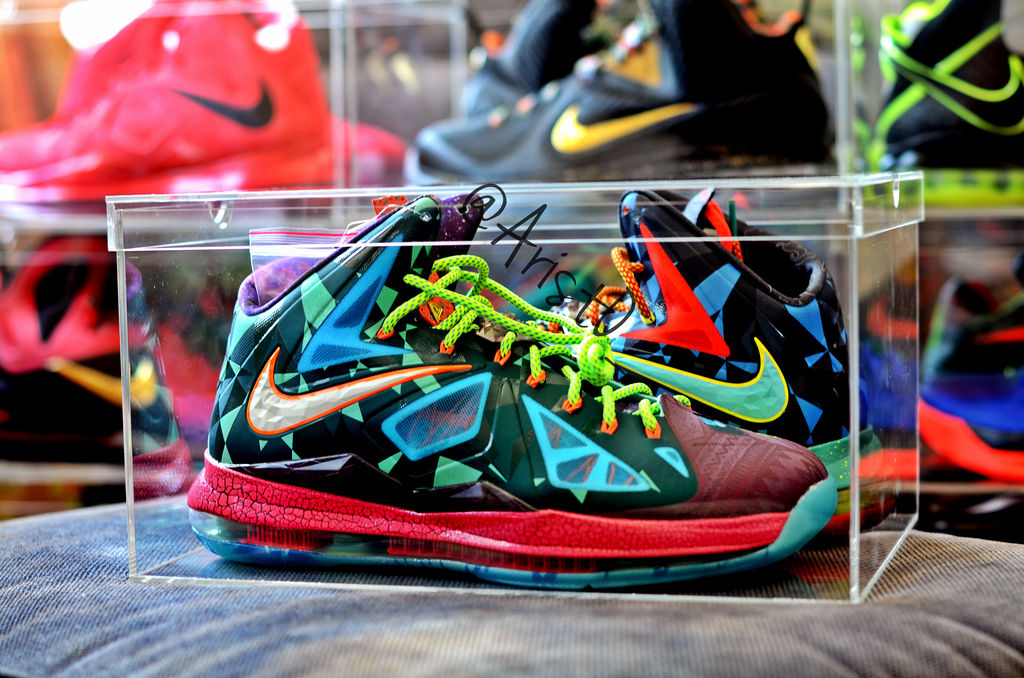 Spotlight // Pickups of the Week 6.9.13 - Nike LeBron X MVP by Drastic