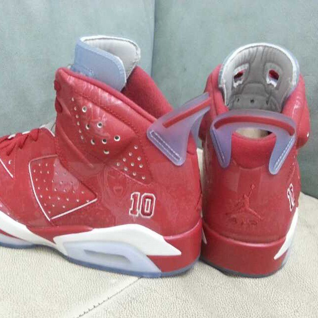 Air Jordan VI 6 Retro Slam Dunk Manga 717302-600 (9)