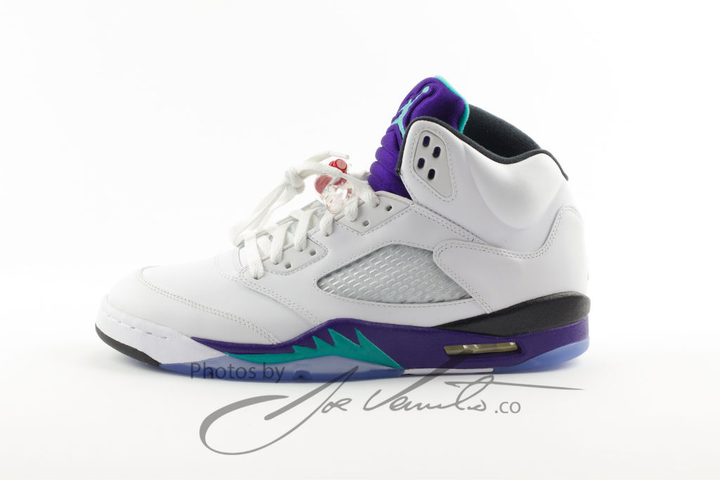 Air Jordan Retro V 5 Grape 136027-108 Release Date (4)