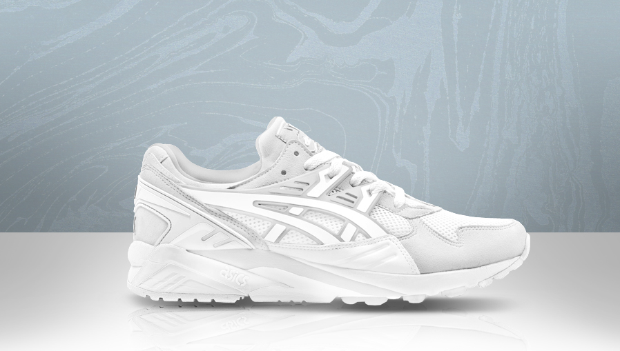 ASICS GEL-Kayano All-White
