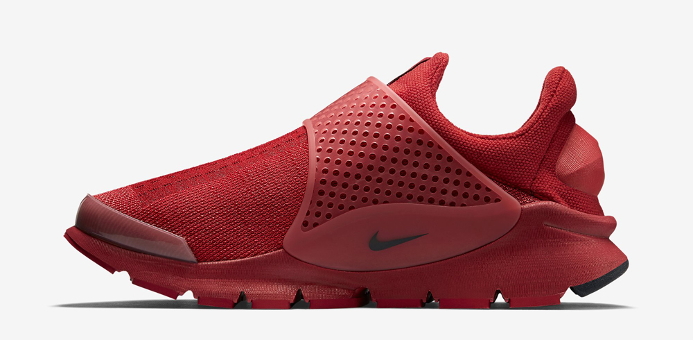 f23b924e Expect this red Nike Sock Dart to release right around the 4th of July  along with the white and blue pairs.
