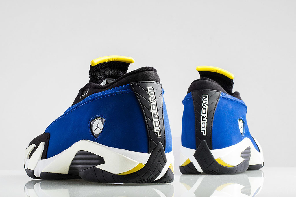 ce7a8c3fb1d The 'Laney' Air Jordan 14 Retro Low Releases Soon | Sole Collector