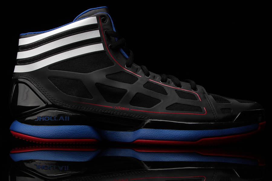 adidas adiZero Crazy Light - Jrue Holiday Player Exclusives Black (1)