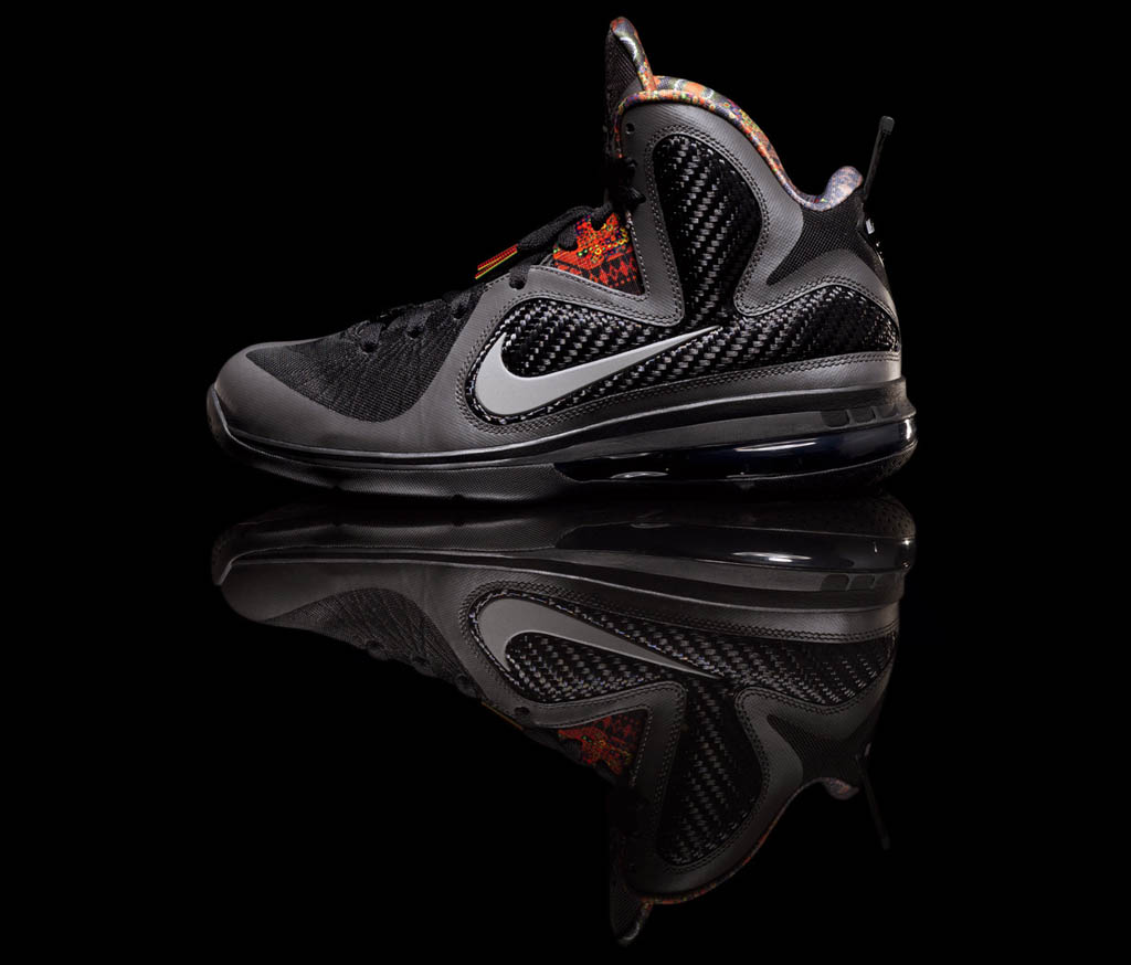 Nike LeBron 9 Black History Month Official (2)