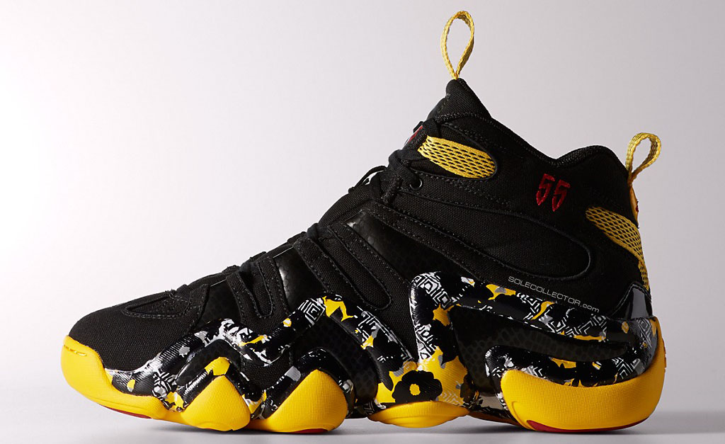 f7beeedbd adidas Crazy 8 Visits the House of Mutombo