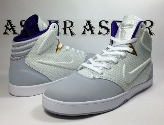 Nike Kobe 9 NSW Lifestyle - Wolf Grey