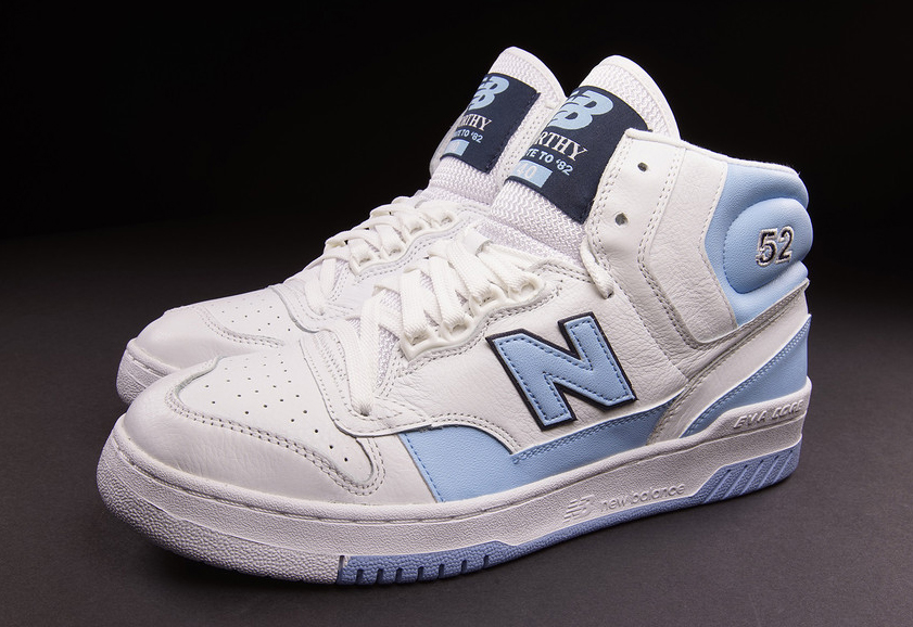 New Balance Takes James Worthy's 740 to
