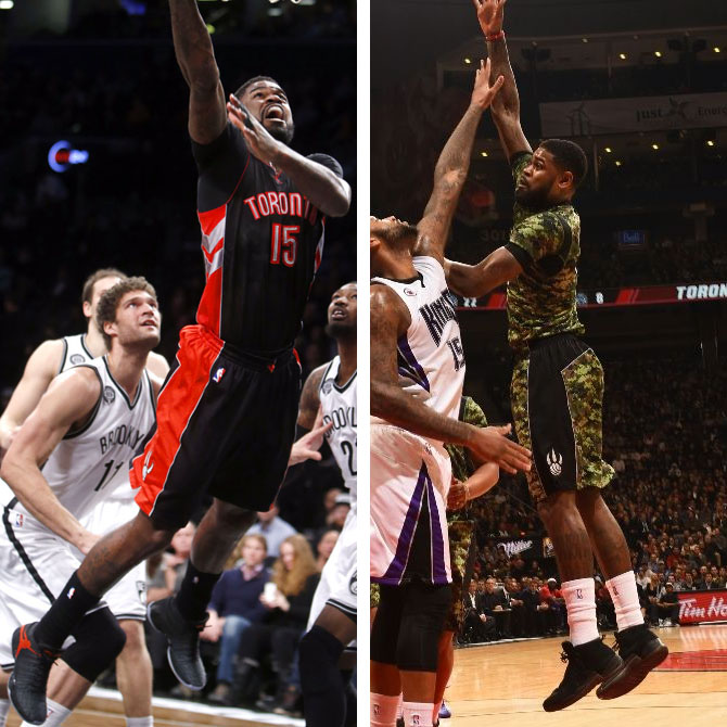 #SoleWatch NBA Power Ranking for February 1: Amir Johnson