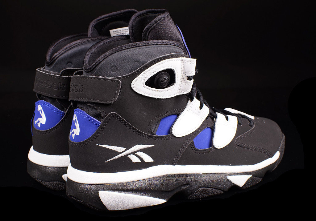 mens reebok insta pump shaq attaq 4