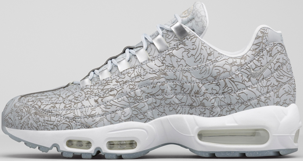 Nike Air Max '95 OG Pure Platinum/Metallic Silver-White