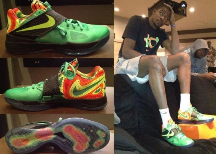 low priced 1fa1b 8f22b Kevin Durant Debuts