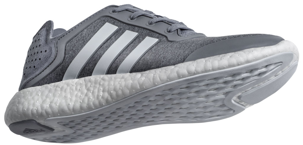 adidas Introduces Pure Boost Women's Grey