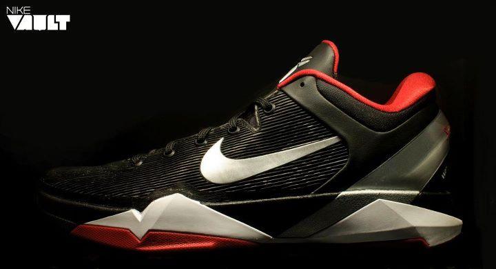 new arrival edb06 9b62f Nike Kobe VII System Supreme Westchester High Away (1)