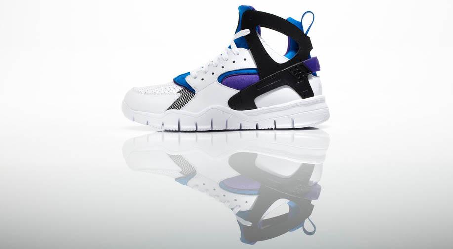 design intemporel d5a61 4b2ca Nike Huarache Free 2012 - Basketball & Running | Sole Collector