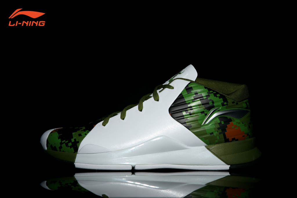 Li-Ning Yu Shuai VII - Jose Calderon Canadian Forces Player Exclusive (2)
