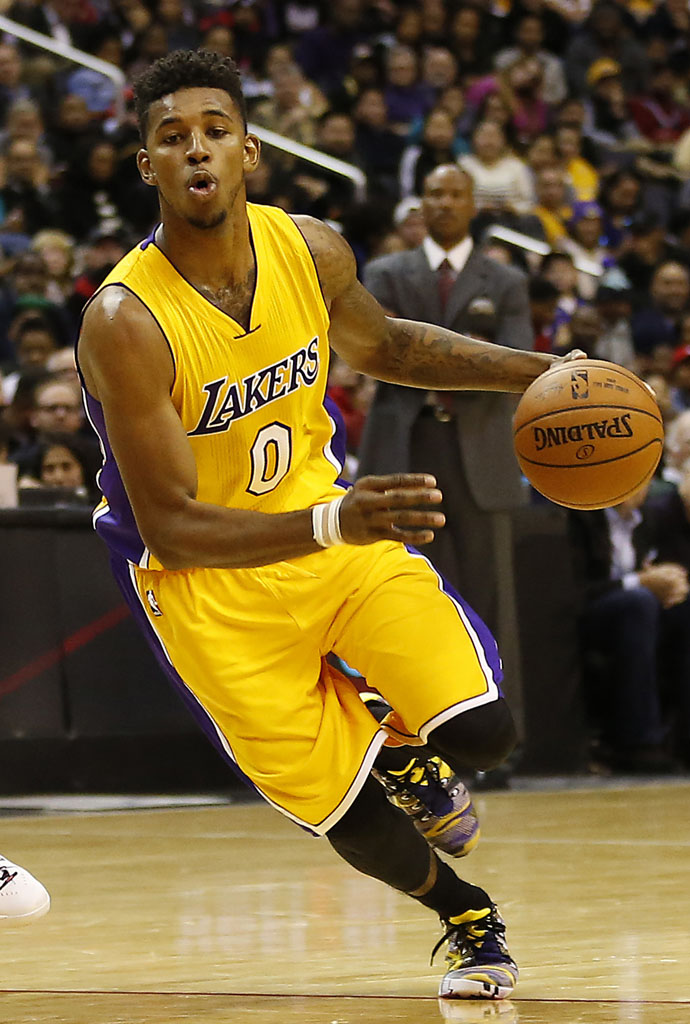Nick Young 2014 Shoes