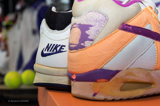 Nike Agassi Tech Challenge Club Exhibition (22)